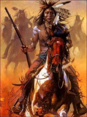Shoshone Mustang Men